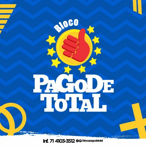 [Bloco Pagode Total]
