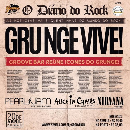 [Grunge in Groove]
