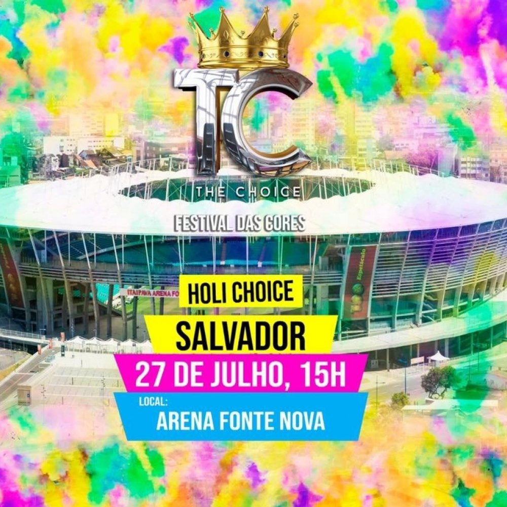 [The Choice Salvador 2019 ]