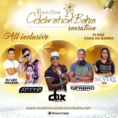 [ RÉVEILLON CELEBRATION BAHIA]