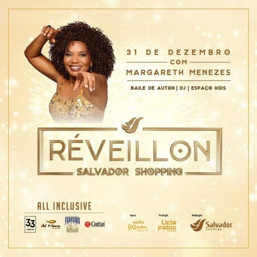 [RÉVEILLON SALVADOR SHOPPING]